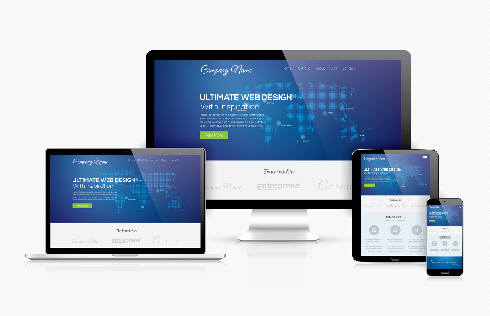 Static vs. Dynamic Website Design: Which is Better for Your Practice?